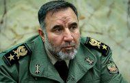 فرمانده نیروی زمینی: مرزها در امنیت کامل است