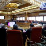 نهمین جلسه مشترک شورای توسعه و امنیت پایدار شرق و غرب کشور