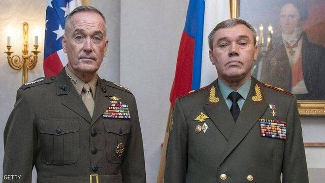 رؤسای ارتش روسیه و آمریکا امروز در وین دیدار میکنند