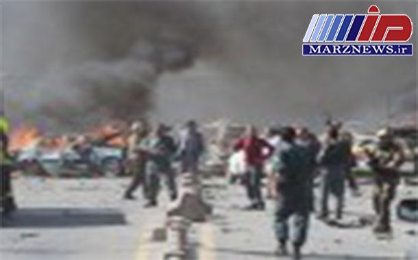 انفجار در گردهمایی سیاسی کابل