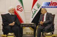 استقبال رسمی عادل عبدالمهدی از حسن روحانی