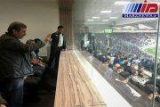 احمدینژاد بعد از بازی استقلال و العین چه گفت+عکس