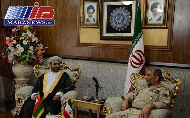 اجازه نمی دهیم، روابط دیپلماتیک حسنه ایران و عمان خدشه دار شود