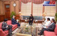 پاکستان از اهداف اکو حمایت می کند