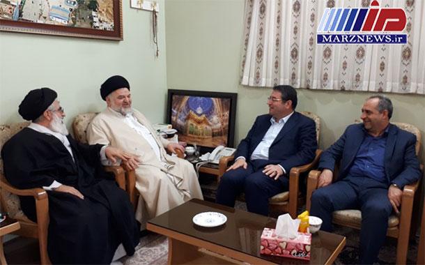 تاکید نماینده آیت الله سیستانی بر اجرای تفاهم های میان ایران و عراق