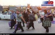 صادرات از مرز مهران در ایام نوروز شبانهروزی میشود
