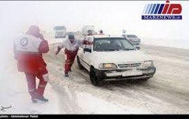 وقوع برف و کولاک در ۸ استان کشور