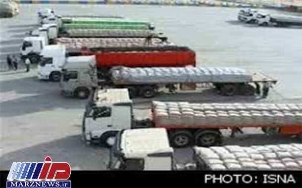 صادرات بیش از یک میلیارد دلار کالا از گمرکات استان به افغانستان