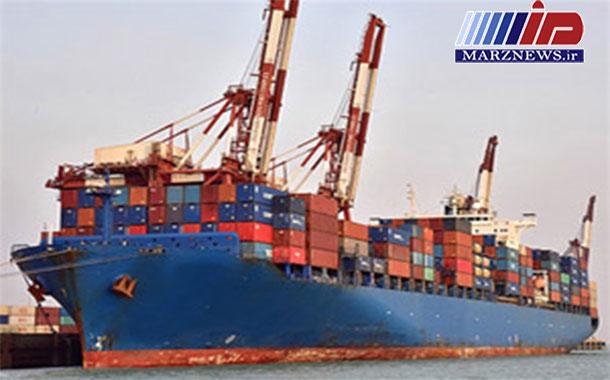 جزئیات حادثه کشتی کانتینری در بندر شهید رجایی