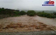 سیلاب دو جاده را در خراسان رضوی بست