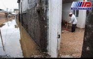 بیش از سه هزار واحد مسکونی شهر گنبد از سیل خسارت دید