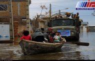 نیروی دریایی ارتش فعالیت خود را در مناطق سیل زده گلستان تشدید کرد