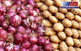 صادرات سیب زمینی و پیاز ممنوع شد