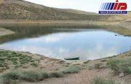 دریاچهای منحصربفرد که با فرو ریختن کوه ایجاد شده