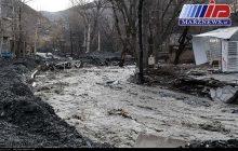 سیلاب به ۱۰۷۱ خانه در خراسان رضوی آسیب زد