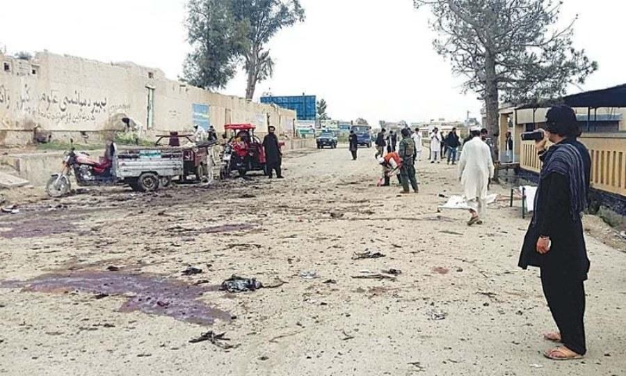 ۱۳ غیر نظامی افغان در حملات هوایی آمریکا جان باختند
