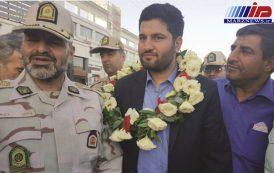ایثار برای ایران افتخاری است که نصیب هرکسی نمی شود