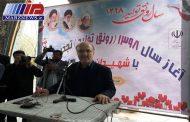 پنج اتاق عمل با حضور وزیر بهداشت در ایلام افتتاح شد
