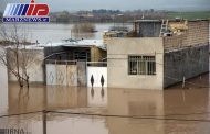 سیل به تاسیسات آب ۱۶۱ روستای کرمانشاه خسارت زد