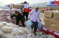 کمک روسیه به سیل زدگان ایران