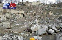 کشته های سیل در افغانستان از مرز ۱۲۰ تن گذشت