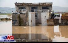 سیل ۲ هزار واحد مسکونی کرمانشاه را غیرقابل سکونت کرد