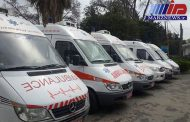 اعزام ۳۰ آمبولانس برای کمک به سیل زدگان خوزستان