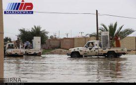 ۶ اردوگاه برای اسکان اتباع بیگانه سیل زده خوزستان دایر شد