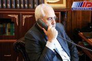 وزیر خارجه پاکستان با ظریف تلفنی گفت و گو کرد