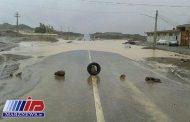 سیلاب محور سربیشه - ماهیرود را بست