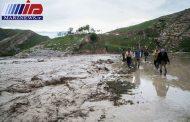 پنج عضو یک خانواده گرفتار در سیل تربت جام نجات یافتند