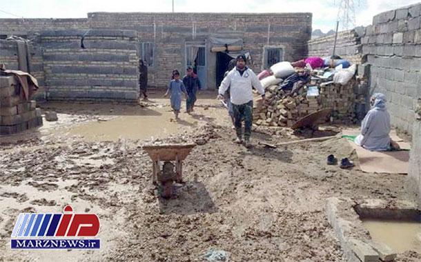 ۲۵۰ نفر گرفتار در سیلاب خراسان جنوبی امدادرسانی شدند