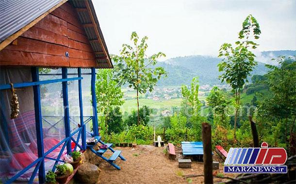 طرح بوم گردی در ۱۶۰ روستای مازندران اجرا می شود