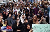 شیعیان متحصن در پاکستان خواستار سفر عمران خان به کویته شدند