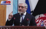 عبدالله عبدالله، لوی جرگه مشورتی صلح را تحریم کرد