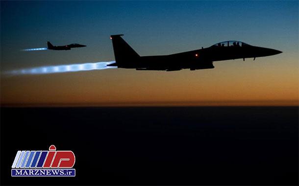 جنگنده های عربستان بخش هایی از پایتخت یمن را بمباران کردند