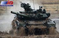 عراق سری جدید تانک روسی T-90 را تحویل گرفت