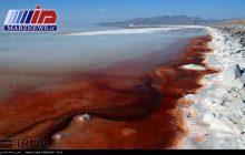 حجم آب دریاچه ارومیه به حدود ۳٫۵ میلیارد مترمکعب رسید