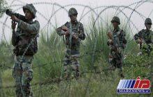 آتش باری سنگین نیروهای هندی و پاکستانی در کشمیر