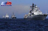 صف آرایی نظامی روسیه و ناتو در دریای سیاه