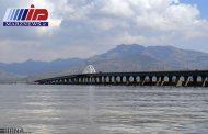 حجم آب دریاچه ارومیه از ۳٫۶ میلیارد مترمکعب هم فراتر رفت