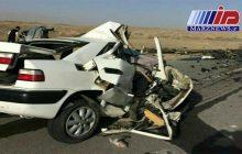 ۳ کشته و مصدوم در خروجی آمل - تهران