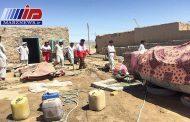 امدادرسانی سیلاب در ۱۹۱ روستای سیستان و بلوچستان تداوم دارد