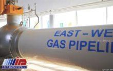 تلاش فرانسه برای اجرای پروژه حمل و نقل گاز ترکمنستان به اروپا