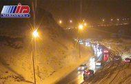 بارش برف در سه استان کشور