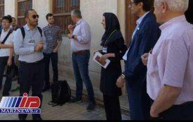 هیات دانشگاهی از اتریش وارد بوشهر شد