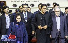 سفر امنیتی - اقتصادی خان به ایران