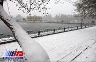 زمستان در بهار آذربایجان شرقی