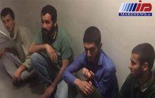 نیروهای امنیتی ترکیه ۴ عضو پ ک ک را در شمال عراق دستگیر کردند