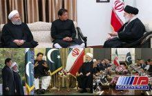 تهران و اسلام آباد خواستار اجرای سریع مفاد برجام شدند